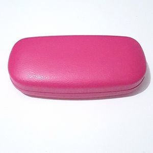 Juicy Couture Accessories - Juicy Couture hot pink glasses case